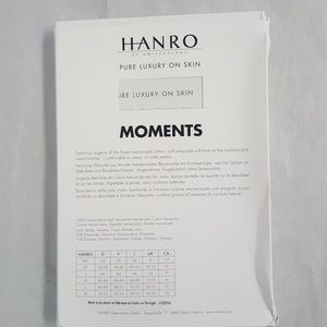Hanro Intimates & Sleepwear - HANRO WOMEN'S BRIEFS